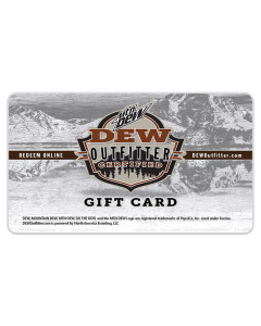 DEWOUTFITTER® eGift Card