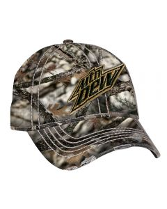 MTN DEW®/LOST CAMO®XD™ Solid Back Cap